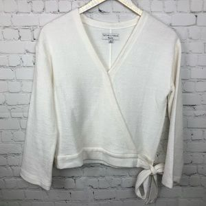 Madewell Wrap Top Size XSmall